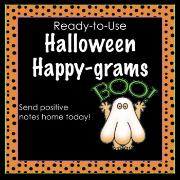 Halloween Happy-grams 2.0