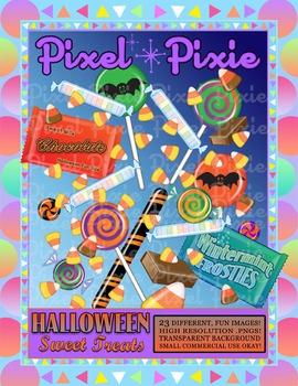 Halloween Sweet Treats!