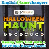 Halloween Haunt REVERSE Escape Room! Break IN to ANY Unit