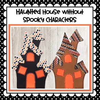 Halloween Haunted House Craft and Class Book