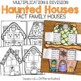 Halloween Haunted House Fact Families: Multiplication and Division