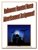 Halloween Haunted House Writing