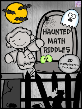 Halloween Haunted Math Riddles