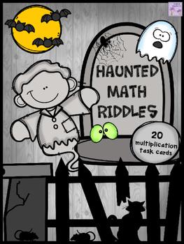 Halloween Haunted Math Riddles