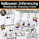 Halloween Speech and Language Headbands Game Companion: Inferencing Game