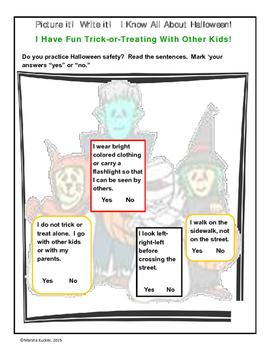 Halloween Health and Safety Bundle