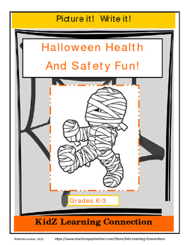 Halloween Health and Safety Bundle