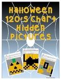 Halloween Hidden Picture 120's chart pack