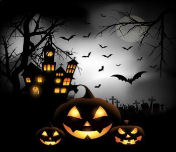 Halloween High Jinks CSI