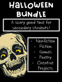 Halloween High School Bundle