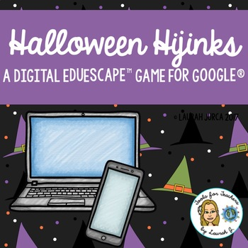 Halloween Hijinks: A Digital EduEscape™ Game for Google®