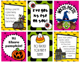 Halloween Holiday Cards - Pack 2