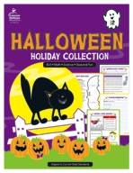 Halloween Holiday Collection, Grade 2