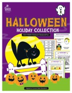 Halloween Holiday Collection, Grade K
