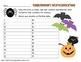 Halloween Homophones: Task Cards & Posters ~ CCSS Aligned