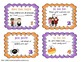 Halloween Homophones: Task Cards & Posters ~ CCSS Aligned