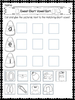 Halloween Hoopla:  Literacy and Writing Activities