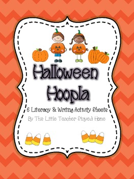 Halloween Hoopla:  Literacy and Writing Activities