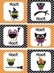 Halloween Hoot Fry First 100 Editable