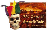 The Cask of Amontillado by Edgar Allan Poe Activity Bundle