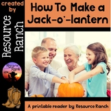 How To Book for Halloween
