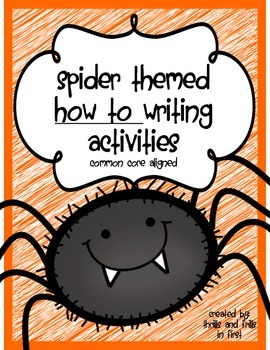 Halloween How-To Writing Crafts