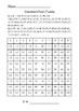 Halloween - Hundred Chart Hidden Pictures Puzzles
