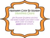 Halloween Hundreds Chart Art