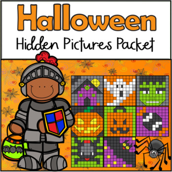 photograph relating to Halloween Hidden Pictures Printable named Halloween Thousands Chart Concealed Visualize Packet