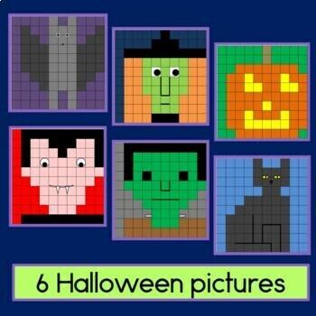 Halloween Hundreds Pocket Charts