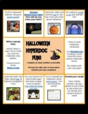 Halloween HyperDoc Fun!