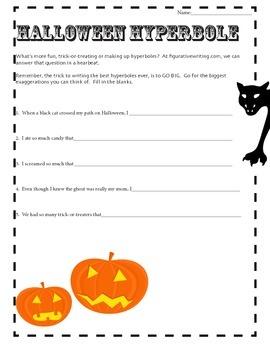 Halloween Hyperbole