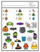 Halloween Game: Find It adapted with 3 levels
