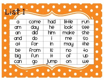 Halloween Owls ~ I have! Who has? Sight Word & Word Work Game - Grade 1 Bundle