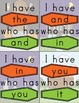 Halloween I have, who has...  - First 100 Fry Sight Words - NO PREP - PRINT & GO