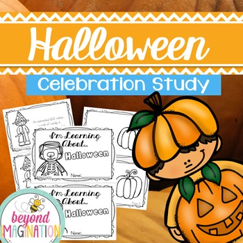 Halloween Booklet | 48 Pages for Differentiated Learning +