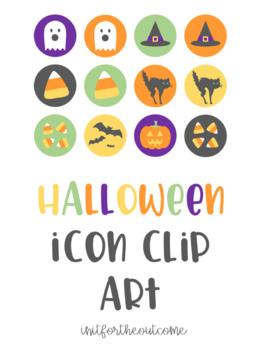Halloween Icon Clipart