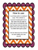 Halloween Idioms Literacy Center Language Practice for Middle School