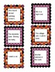 Halloween Idioms Literacy Center Language Practice for Mid