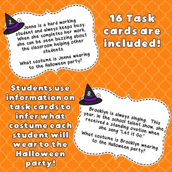 Halloween Inference Game