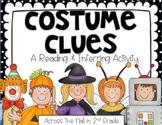 Halloween Inferring Activity, Halloween Activities