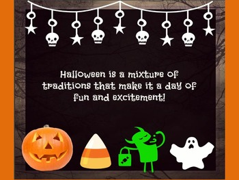 Halloween Information for Kids