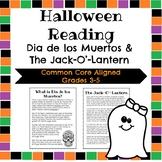Halloween Reading Comprehension-Day of the Dead and Jack-O