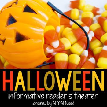 Halloween Informative Reader's Theater