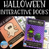 Halloween Interactive Books