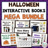 Halloween Interactive Books MEGA BUNDLE