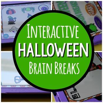 Halloween Interactive Brain Breaks