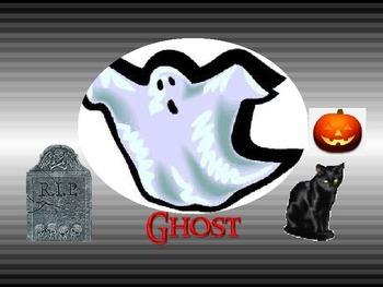 Halloween Interactive Game