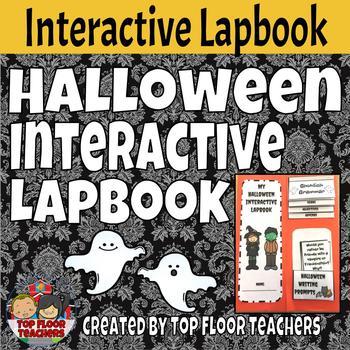 Halloween Interactive Lapbook