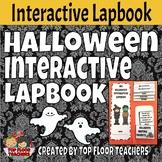 Halloween Interactive Lapbook and Digital Interactive Slides